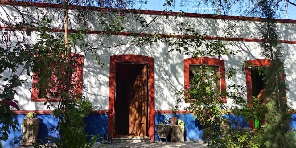 Habitación en Ex Hacienda de San Francisco