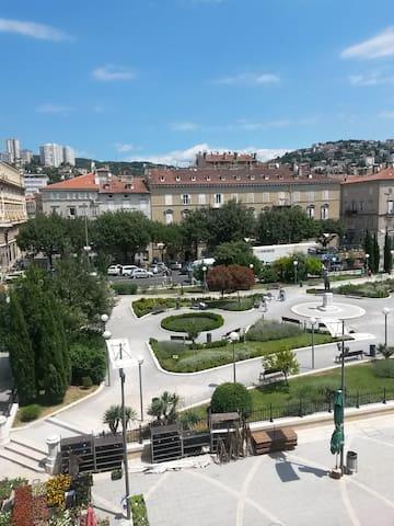 apartament Teatar - Rijeka - Lägenhet