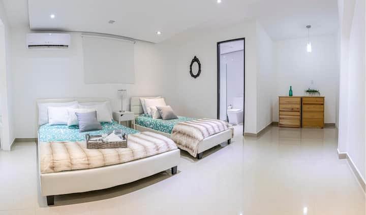 Isla Verde Beach-Dreamy & Modern Apartment! 50%OFF