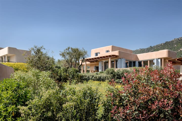 Villa Luxi,  pool and panoramic Jacuzzi