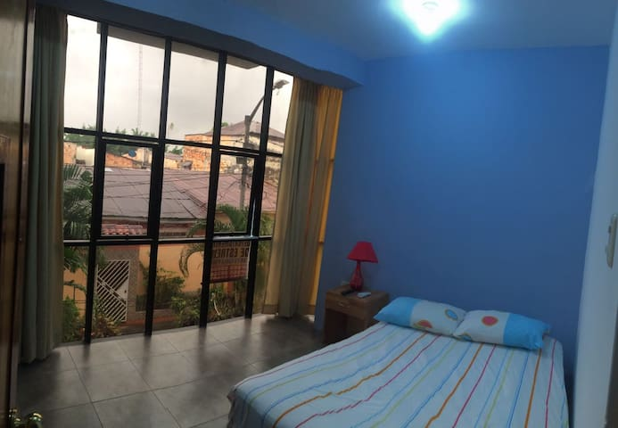 Blue house - Iquitos - Apartment