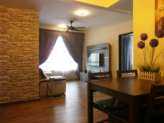 Melaka Highest Luxury HillTop HomeStay