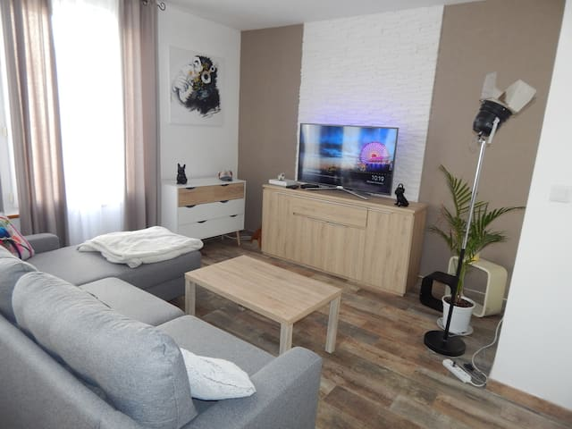 Appartement en plein centre de Saint Nazaire