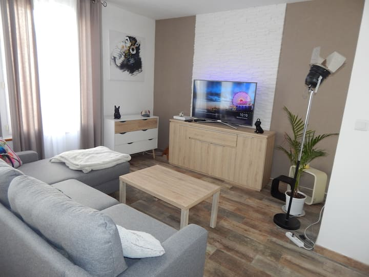 Appartement T2 Centre de Saint Nazaire