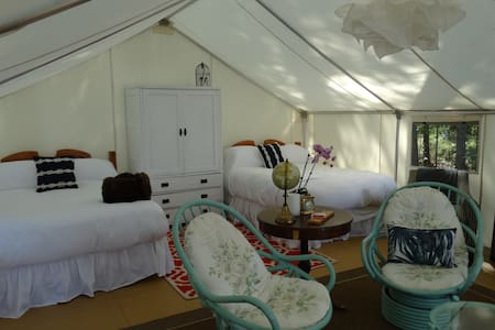 Glamping Tent Suite - Appartement