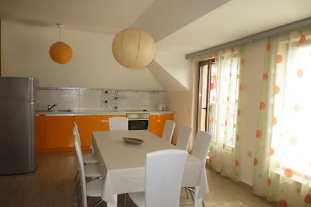Deluxe Apartment /2+2/ in Fantasy Apartments - Saints Constantine and Helena