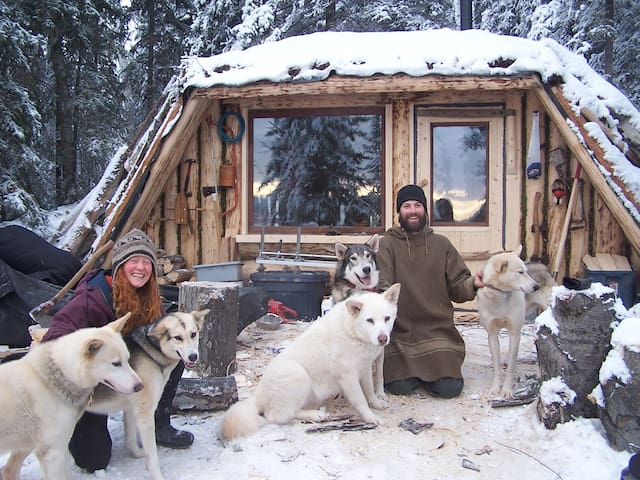 Dogsledding Wilderness Adventure