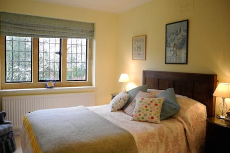 Delightful Double Bedroom Set in a Country House - Maidwell - Hus