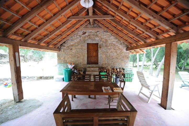 Quinta da Fadeira - Travanca de Lagos - Casa