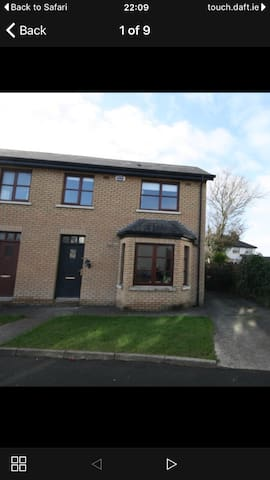 3 Bed Semi detached - Kilcullen - Casa