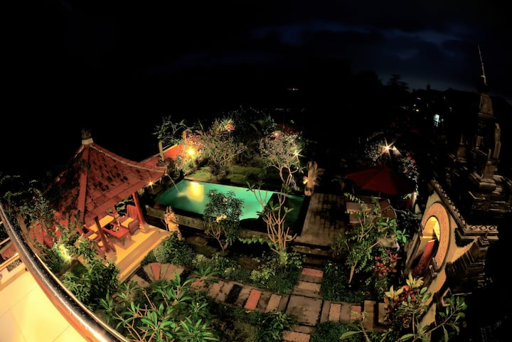 Pondok Dewa - Master Suite Paddy View