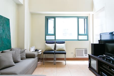 1BR in the heart of Global City - Apartamento