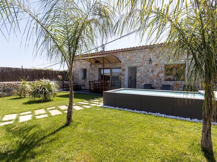 Ca Sa Tía holiday house in San Llorens