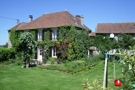 La Ferme Le Merger-S1  - Choisy-en-Brie - Bed & Breakfast