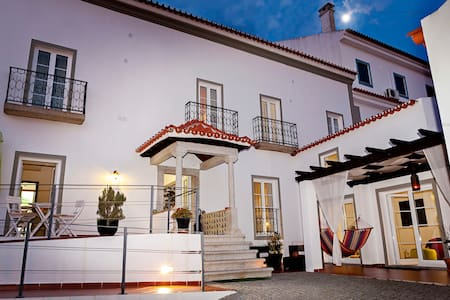 Casa do Plátano - Quarto Lilas - Arraiolos