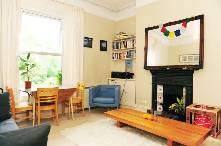 Cosy light filled Apartment - Rathmines - Apartamento
