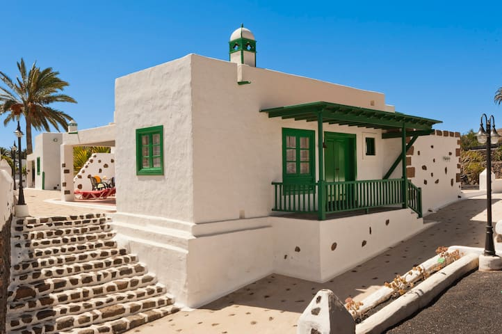 Villas Finca la Crucita Deluxe 3bed - Haría - Villa