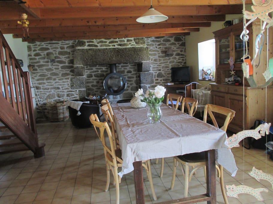 la grande table familiale