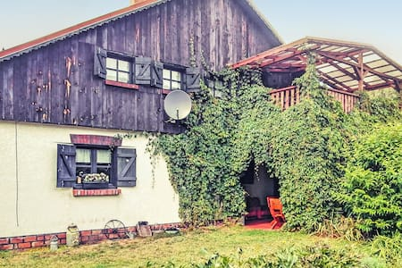 Holiday cottage with 2 bedrooms on 173m² in Elganowo
