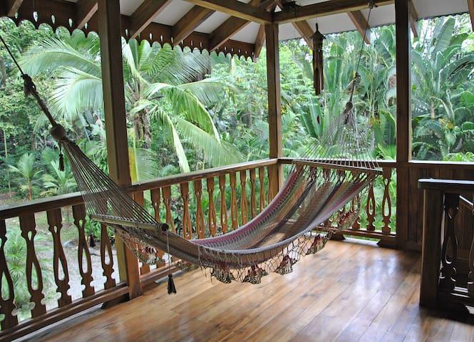 Casa Morpho  in Cahuita - Cahuita