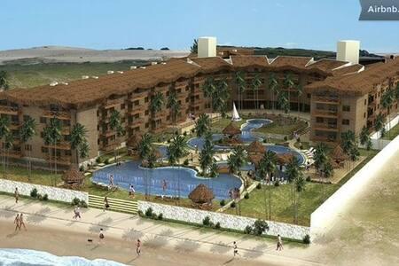 Apart-Hotel 1quarto, Sala e Cozinha - Caucaia