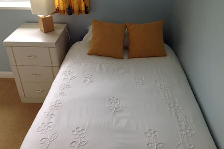 Spacious Single Room with Parking - Hailsham - Hus