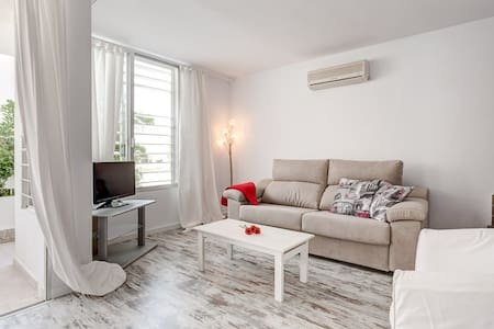 Ground floor A. 50 m from the beach - Colònia de Sant Jordi