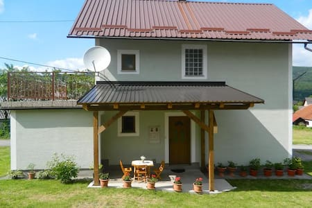 House in village Krasno - Krasno Polje - House