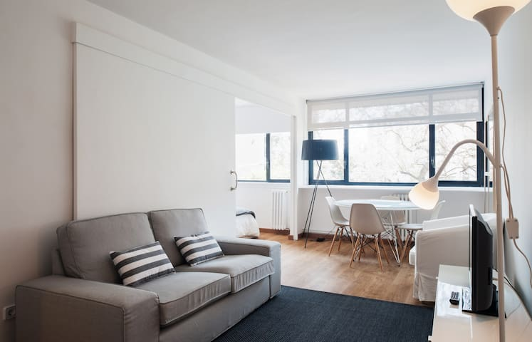 Apartamento de diseño con A/A