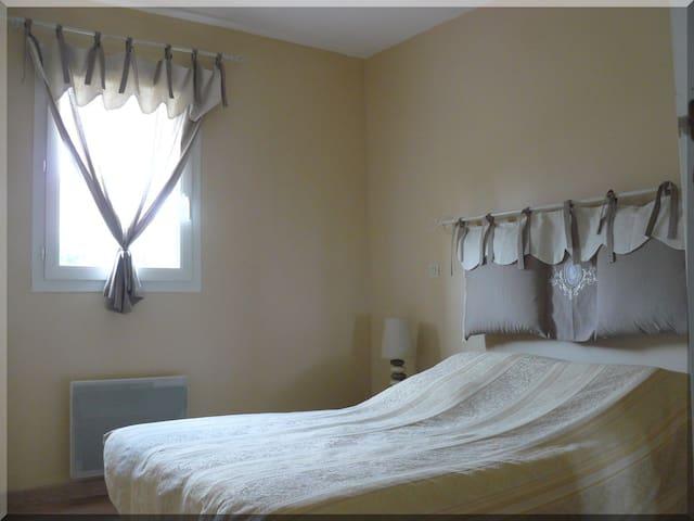 Une chambre pour les parents...