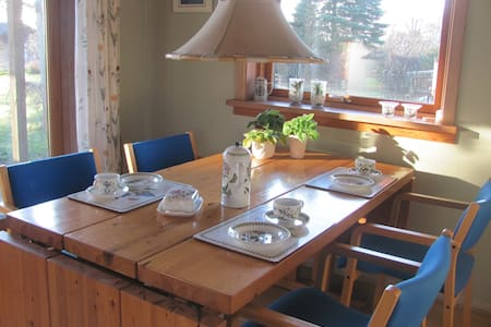 Pleasant stay in the country side - Helsinge - Aamiaismajoitus
