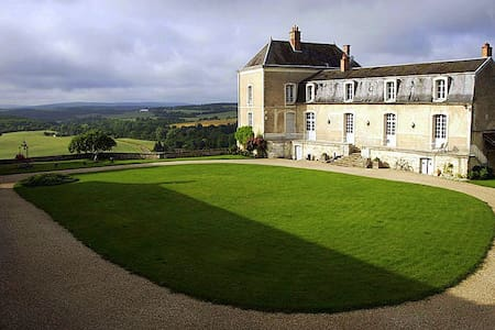 Chateau De Malley And Annexe  - Mailly-le-Château - House