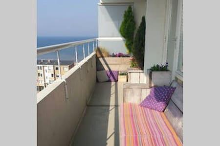 Cosy sea view apartment - Zandvoort - Apartament