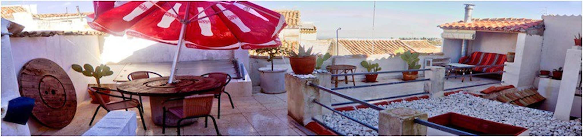 Andulucia apartment with terrace - Martos