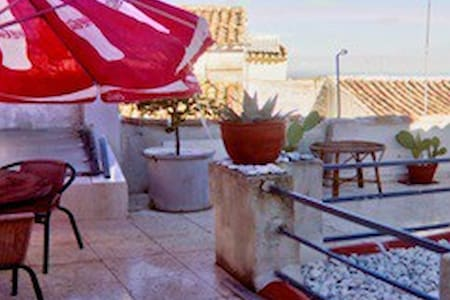 Andulucia apartment with terrace - Martos - Apartmen