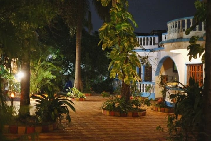 Birdsong, Anjuna- Studio XL-2 Garden View