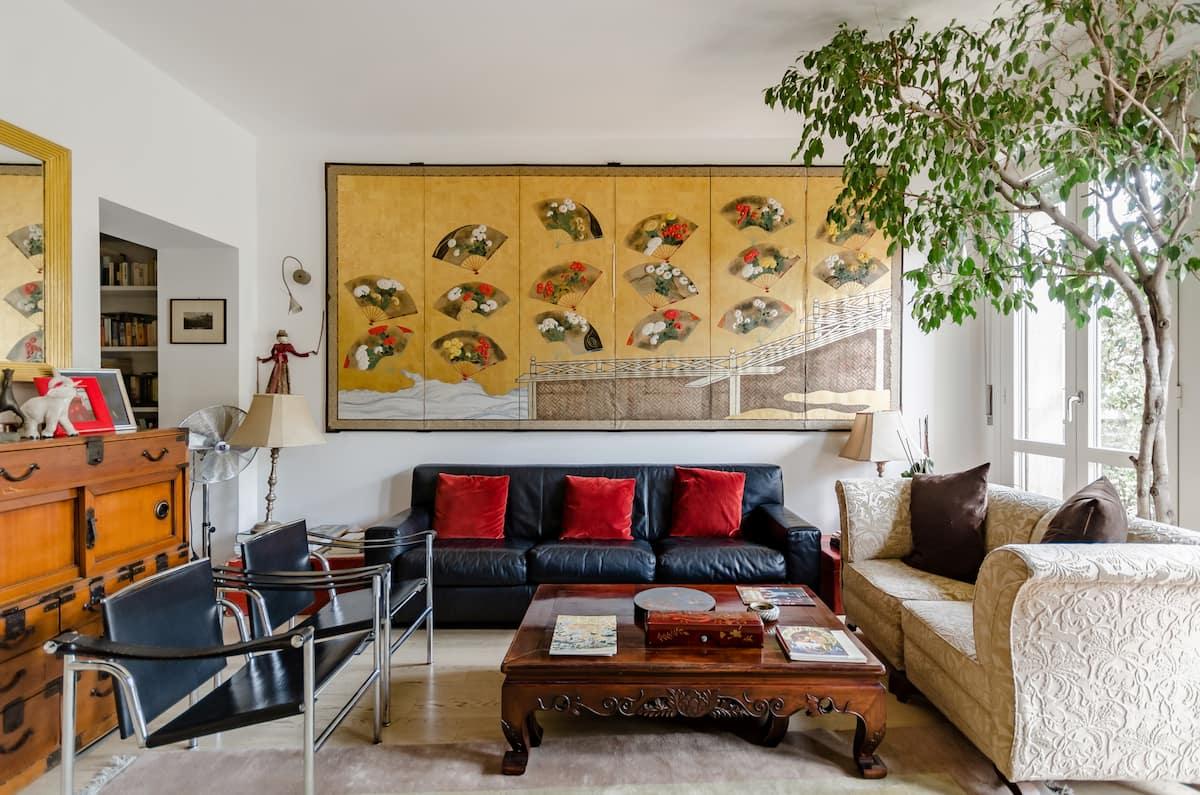 Brera/Moscova Sunny, Large, Elegant, Comfortable Bedroom