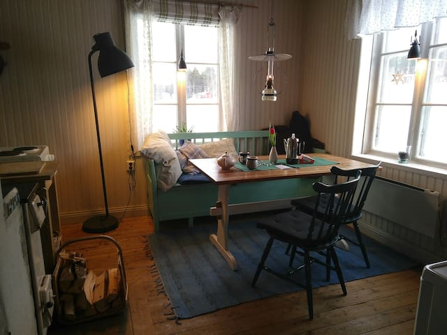 Cozy cottage in unique Skattungbyn in Dalarna