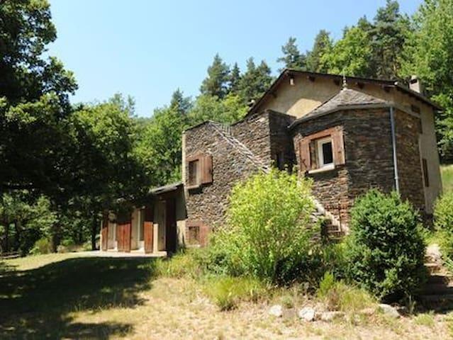 L'Oursière, un cadre exceptionnel - Bédouès - Haus