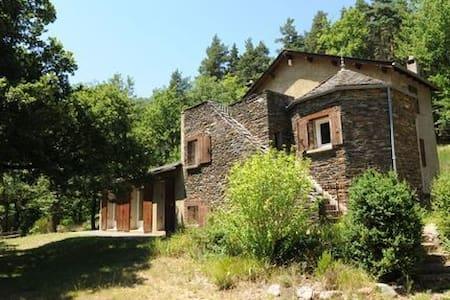L'Oursière, un cadre exceptionnel - Bédouès