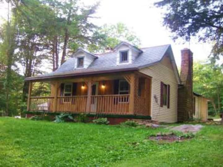 Retreat Cottage at Abrams Creek