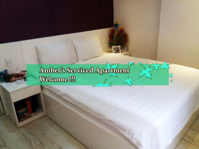 Lovely room with kitchen dis 1 :free laundry&clean - Ciudad de Ho Chi Minh - Apartamento