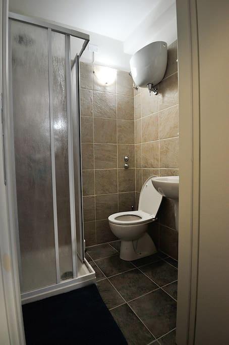 Il bagno privato