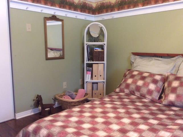 Chambre confortable et paisible. - Cantley