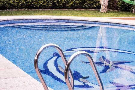 Villa para Vacaciones delante playa - Villanueva de Arosa - Villa