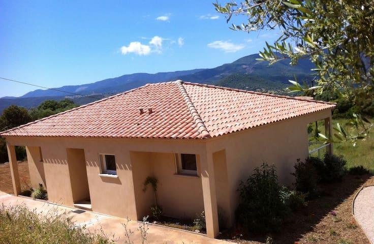 Villa proche des plages (4) - Sollacaro - Dom