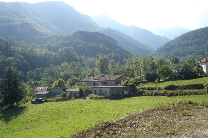 Farmhouse breathtaking views