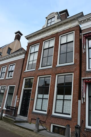 Private appartement in town house - Harlingen - Flat