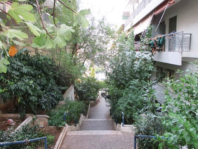 The Lovely Ilisia Apartment, Centre, Free Transf