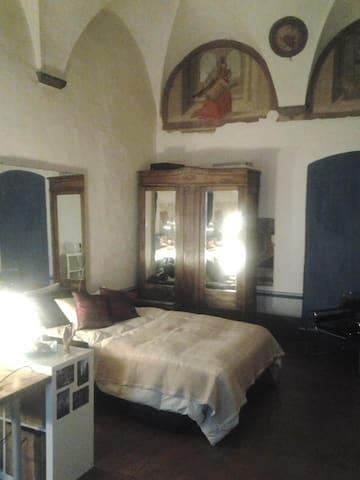 Spaziosa ex Cappella con Affreschi - Florència - Pis